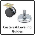 Shop for Casters and Leveling Guides