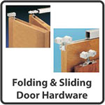 Shop for Folding and Sliding Door Hardware