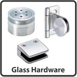 Shop for Glass Hardware