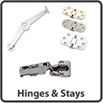Shop for Hinges and Stays