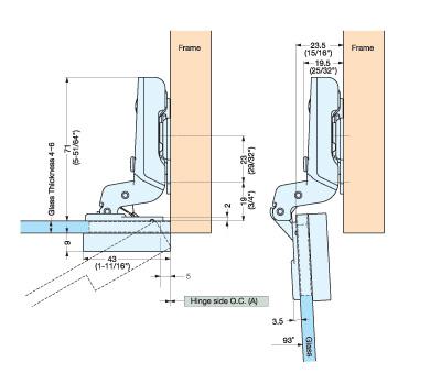 How To Repair Cabinet Door Hinge Holes How To Repair
