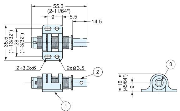 Mc 25bl Magnetic Mini Touch Latch Alema Hardware