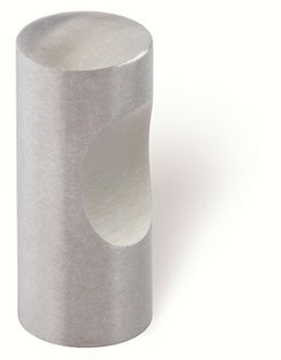 44-171 Siro Designs Stainless Steel - 10mm Knob in Fine Brushed Stainless Steel
