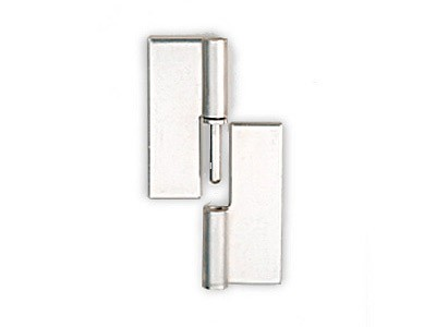 HNH-65CR STAINLESS STEEL WELD-ON LIFT-OFF HINGE