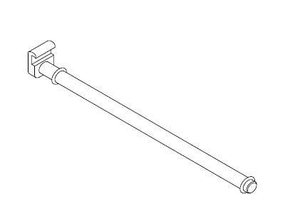 EX048-20 FLUQS hooks 9mm chrome