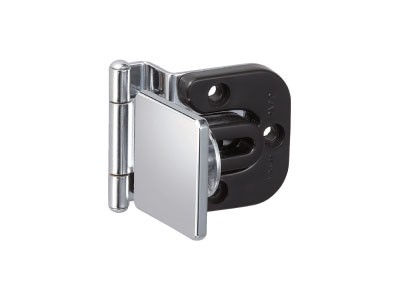 GHC-34-8CR-K GLASS DOOR HINGE
