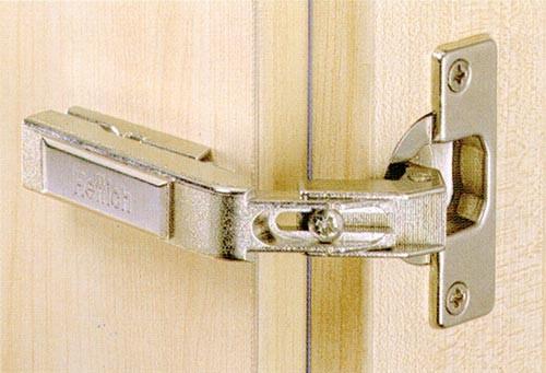 045038 Clip-On Concealed Hinge for Corner Cabinet Bi-Fold Doors ...