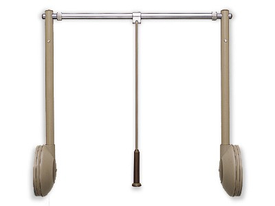 Exceptional TAW Tallman Double Pull Down Closet Rod