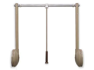 TAW Tallman Double Pull Down Closet Rod