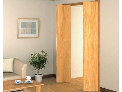 SFD-3L-L Soft-Close Folding Door System