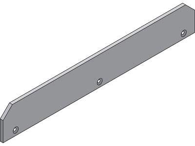 XL-US02-S014 Shelf Edge for WOOD Shelf