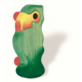 102-158 Siro Designs Kidzz - 101mm Pull in Green Parrot
