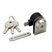 1310GL GLASS DOOR LOCK