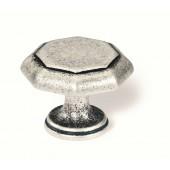 43-124 Siro Designs Nuevo Classico - 38mm Knob in Antique Silver