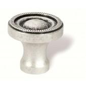 43-314 Siro Designs Nuevo Classico - 40mm Knob in Antique Silver