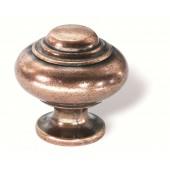 43-376 Siro Designs Nuevo Classico - 40mm Knob in Antique Copperbronze