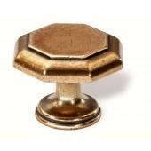 43-716 Siro Designs Nuevo Classico - 38mm Knob in Antique Gold