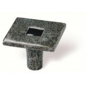71-114 Siro Designs Rio - 35mm Knob in Antique Iron/Black