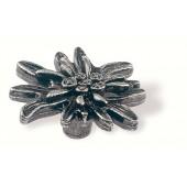 78-122 Siro Designs Edelweiss - 47mm Knob in Antique Tin