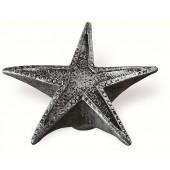 79-142 Siro Designs Venice - 50mm Knob in Antique Silver