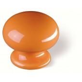 81-122 Siro Designs Botanico - 39mm Knob in Orange