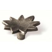 83-130 Siro Designs Big Bang - 43mm Knob in Antique Brass