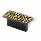 90-152 Siro Designs Mosaic - 50mm Pull in Antique French Bronze
