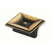 93-128 Siro Designs Toskana - 45mm Pull in Antique French Bronze