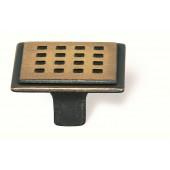 95-146 Siro Designs Cronos - 35mm Knob in Antique Bronze