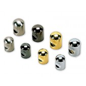 DJ-22/SN 22mm Knob in Satin Nickel