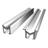 AVF-12S/1820 V RAIL FOR SLIDING DOOR