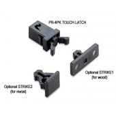 PR-4PK Non-Magnetic Mini Touch Latch (Body)