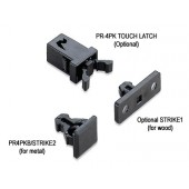 PR4PKB/STRIKE2 Non-Magnetic Mini Touch Latch (Strike for Metal)