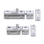 BLS-90 STAINLESS STEEL SPRING LOADED BARREL SLIDE BOLT