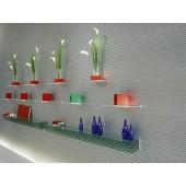 EX001-21 FLUQS 250/Basic aluminum wall panel