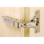045038 Clip-On Concealed Hinge for Corner Cabinet Bi-Fold Doors – Press-In
