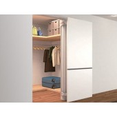 LIN-X1000/BL-S Lateral Opening Door Set (Black)