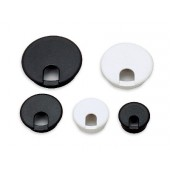 S60/CM 60mm Cream Cable Grommet for Desk