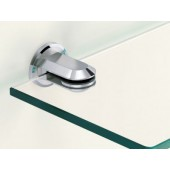 ZL-2203 Zwei L GLASS SHELF HOLDER